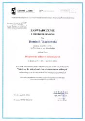 Dominik Wachowski :: Diagnostyka układów elektrycznych