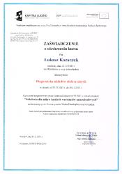 Łukasz Kozaczuk :: Diagnostyka układów elektrycznych